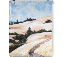 Mt. Tam Trails iPad Case/Skin