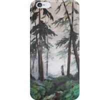Old Pine Trail iPhone Case/Skin