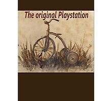 The Original Playstation  Photographic Print