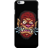 Classic Wolfman iPhone Case/Skin