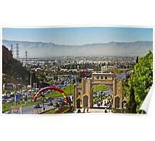 Shiraz Lay Before Me - Iran Poster
