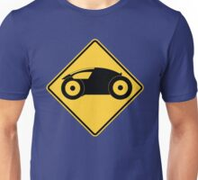 Light Cycle Crossing Unisex T-Shirt