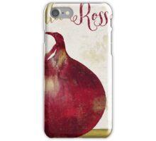 Cucina Italiana Cipolla Onion iPhone Case/Skin