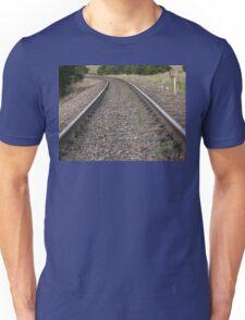 42 Train Tracks Unisex T-Shirt