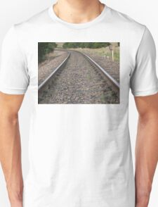 42 Train Tracks Unisex T-Shirt