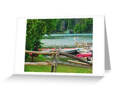 Mont Tremblant Greeting Card