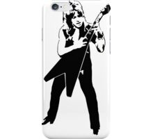 Randy Rhoads Guitar iPhone Case/Skin