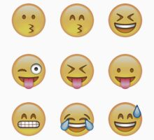 Smilies Emoji (Pack B) by emoji-