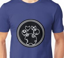 Doctor Who - Together or Not at All in Gallifreyan Script Unisex T-Shirt