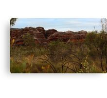 Purnululu National Park - a place like no other Canvas Print