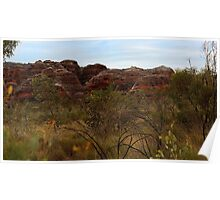 Purnululu National Park - a place like no other Poster