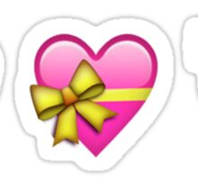 Smilies Emoji (Love Pack) Sticker