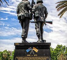 Comrades In Arms by TonyCrehan
