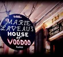 House of Voodoo by Kelly King