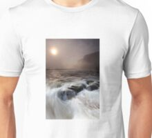 the sea, the mist, the stoneboat #2 Unisex T-Shirt