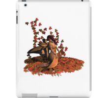 Autumn Fae iPad Case/Skin