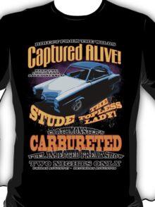 Captured Alive! T-Shirt