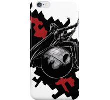 Darth Vader Wrecking Star iPhone Case/Skin