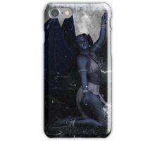 Night Wings iPhone Case/Skin