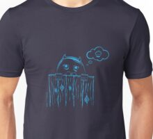 Someone pleeease give him a cupcake ... Unisex T-Shirt