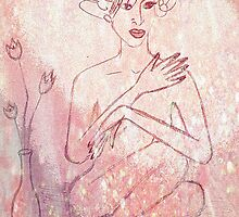 Nude In Pink. by Vitta