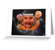 Guy Fieri ;) Greeting Card