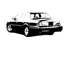 Ford Crown Victoria '98-'11 by garts