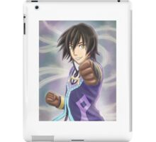 Jude Mathis  iPad Case/Skin