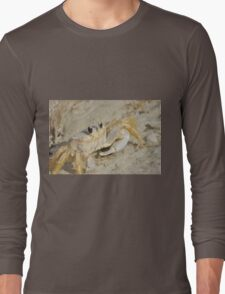 Ghost Crab, As Is Long Sleeve T-Shirt