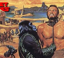 Planet of the Apes 1968 by bananasocks16