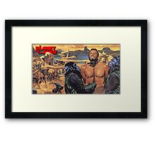 Planet of the Apes 1968 Framed Print