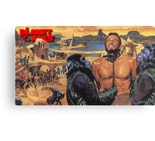 Planet of the Apes 1968 Canvas Print