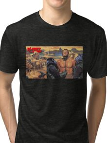 Planet of the Apes 1968 Tri-blend T-Shirt