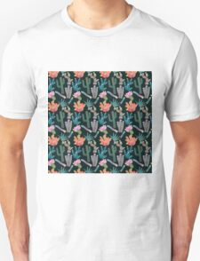 Desert Nights Seamless Pattern Unisex T-Shirt