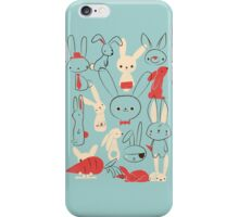Bunnies iPhone Case/Skin