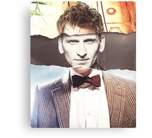 Doctor Who 9+10+11 Canvas Print