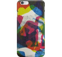 The Grand Armada #1 (from Meditations on Moby Dick) iPhone Case/Skin