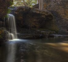 Minuscule Waterflow II by Aaron Campbell