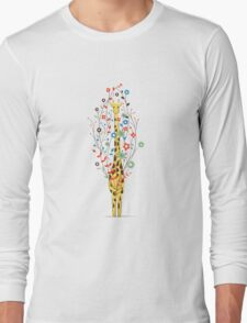 I Brought You These Flowers Long Sleeve T-Shirt