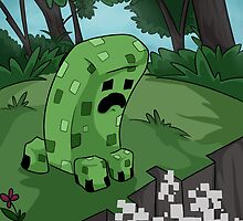 A Creepers Lost Love by WolfPsalm