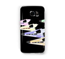 Simplistic Starships Samsung Galaxy Case/Skin