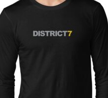 Hunger Games - District 7 Long Sleeve T-Shirt