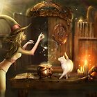 Touch of magic by Lilla Mrton