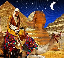 Egyptian Gold by Dennis  Roy Smigel