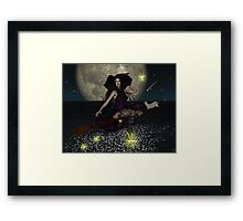 June, Seasons of the Witch: Season of the Witch Framed Print