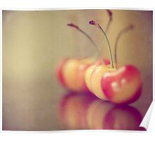 Sweet Cherries  Poster