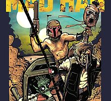 Mad Han: Bounty Road by donovanalex