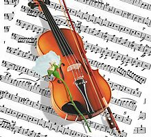 If music be the food of love... by Susie Hawkins
