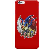 Black Luster Soldier Icon - Yugioh! iPhone Case/Skin
