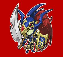 Black Luster Soldier Icon - Yugioh! by GMAnubisRB